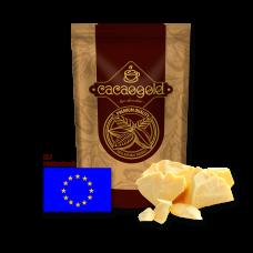 Масло какао дезодороване, deZaan