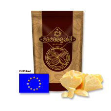 Масло какао натуральное, CACAOGOLD