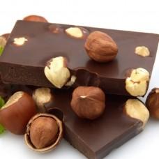 Крафтовый молочный шоколад с фундуком, ТМ CacaoGold