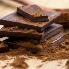 Крафтовый черный шоколад 65%, на кэробе ТМ CacaoGold