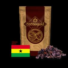 Какао крупка Nibs, Ghana Premium TM
