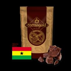 Тертое какао натуральное (монолит), Ghana Premium