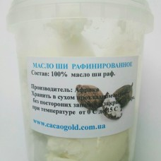Масло Ши рафинированное