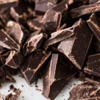 Крафтовый черный горький шоколад 73%, ТМ CacaoGold