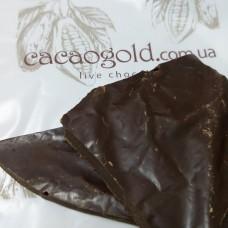 Крафтовый молочный шоколад на кэробе, ТМ CacaoGold