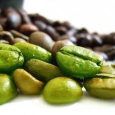 Масло зеленого кофе нерафинированное